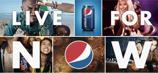 百事可乐启动首个全球性Campaign——Live For Now(广告门) 发表于 2012-05-08 10:57:07点击: