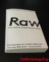 奥美新书《Raw: Pervasive Creativity in Asia》在戛纳发布