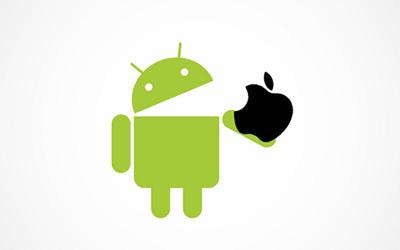 苹果和android系统商达成协议