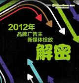 图说:2012年品牌广告主新媒体投放解密
