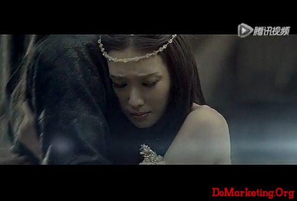 林志玲代言网易 大唐无双2 性感演绎血性江湖