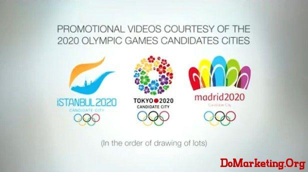 日本东京获得2020年夏季奥运会主办权 三个申办国宣传片合集(Domarketing) 发表于 2013-09-08 14:14:28点击: