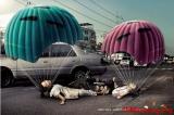 泰国健康促进基金会公益广告:出门行驶请带头盔