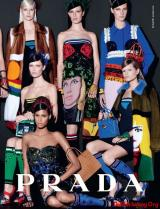 Prada 2014春夏系列广告大片曝光