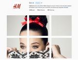 "Katy Perry将与贝克汉姆一起拍摄H&M ""Happy and Merry""系列广告大片"