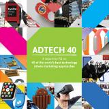 胜三发布《AdTech 40》科技营销案例报告 洞察五大观点