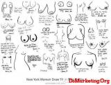 优衣库:100位女性的咪咪,也有100种美丽