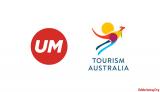 优盟被确认为澳大利亚旅游局全新全球媒介服务商