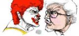 麦当劳的危机公关怒甩肯德基十条街!?