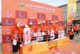 国民运动饮料健力宝:让宁夏黄河金岸(吴忠)国际马拉松新鲜起来