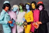 """GUCCI""""提头来见""""、Moschino的人体彩虹……米兰时装周品牌们玩疯了!"""