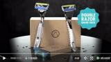 型男剃须刀广告如何拍?这个品牌竟将镜头对准了女性